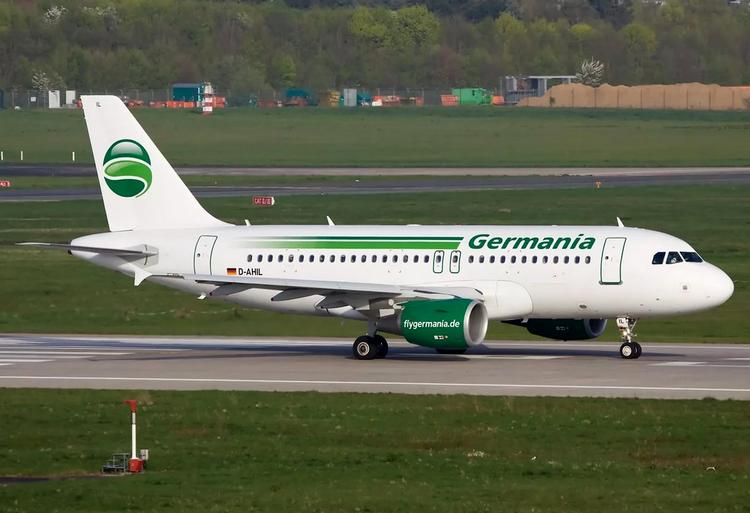 Germania самолеты